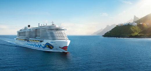 AIDAnova neues Kreuzfahrtschiff von AIDA Cruises