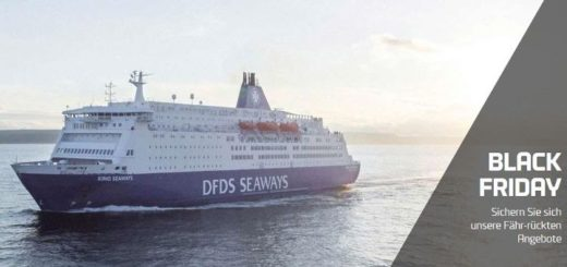 DFDS Black Friday Angebote 2017