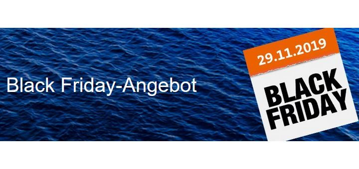Finnlines Black Friday Angebote 2019