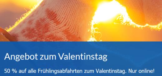 Finnlines Valentinstag Angebot 2018