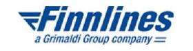 Logo der Reederei Finnlines