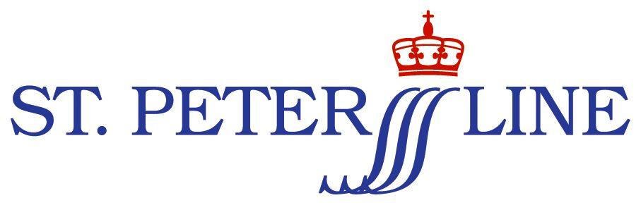 Logo der Reederei St. Peter Line