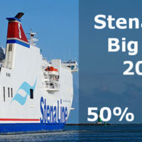 Angebote für Minikreuzfahrten und Fährüberfahrten am Stena Line Big Sale 2017.