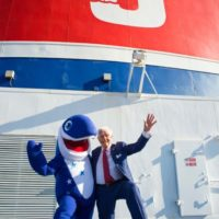 Stena Line Maskotchen Happy
