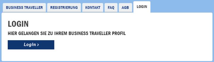 Stena Line Login Business Traveller