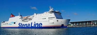 Die Stena Line Fähre Mecklenburg-Vorpommern
