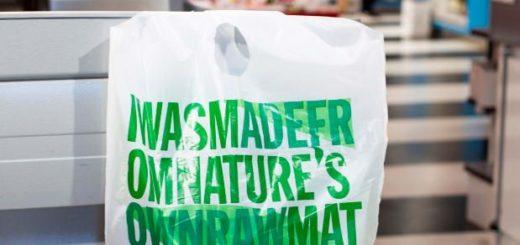 Stena Line schafft Plastik-Tüten ab