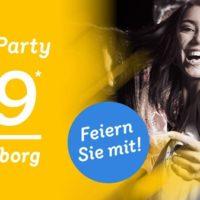 Stenaline 60er Jahre Party auf dem Minitrip nach Göteborg.