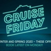 Tallink Silja Line Black Friday 2019
