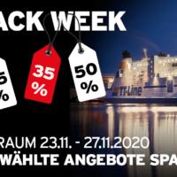 TT-Black Week & TT-Line Black Friday Angebote 2020