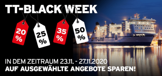 TT-Black Week & TT-Line Black Friday Angebote 2020