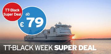 TT-Line Black Week Super Deal