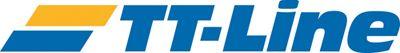 Das Logo der Reederei TT-Line